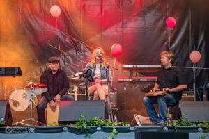Sommer-Serenade mit Zither-Rock, Openair