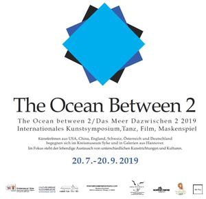 The Ocean Between ll - Scharniertheater und Kunstausstellung