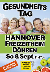 Gesungheitstag Hannover