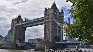 Rund um die Tower Bridge