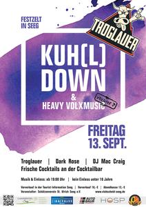 KUH-L-Down am 13.09.2019 in Seeg! Let's go Viehscheid
