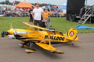 Pitts Bulldog Giant - Le Roy (Air Meet 2019)
