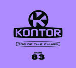 VARIOUS ARTISTS – KONTOR TOP OF THE CLUBS VOL. 83 DEUTSCHLANDS #1 DANCE-COMPILATION