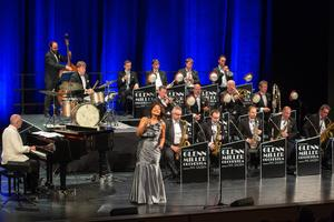 The world famous GLENN MILLER ORCHESTRA directed by Wil Salden – The licensed Orchestra for Europe-Live in Günzburg