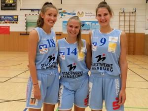 Teenie-Trio mit Talent