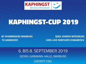 Kaphingst-Cup in Marburg