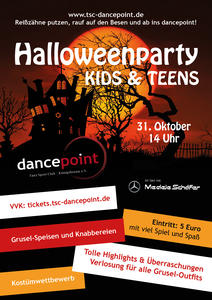 Halloweenparty 2019 für KIDS