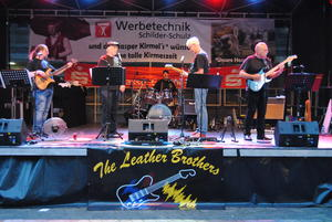 The Leather Brothers aus Haspe spielen wieder in Haspe