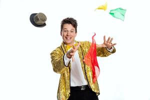Kinderzauberer 'Magic Martin' bei KULTur.gut 2019