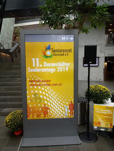 11. Seniorentag in Darmstadt