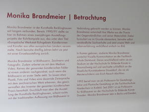 Brandmeier in der Kunsthalle Recklinghausen