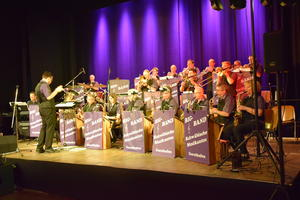 Herbstball der Gerry Fried Big Band