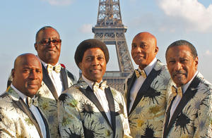 "The Temptations Review am 3. Oktober im Ulmer Congress  Centrum    ""60 Jahre Motown – Platinum Hits Tour 2019"""