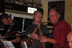 Jazz-Session am So., 06.10.2019 in Oberstaufen