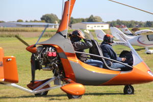 Fly Gyrocopter!