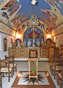 Griechisch-orthodoxe Kapelle in Malia