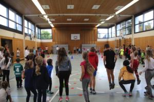 Fit4Future Aktionstag an der Grundschule Steppach
