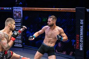 "WE LOVE MMA Hamburg Die ""härteste Liga Deutschlands"" feiert Jubiläum – We Love MMA 50 am 19. Oktober 2019 in der Barclaycard-Arena"