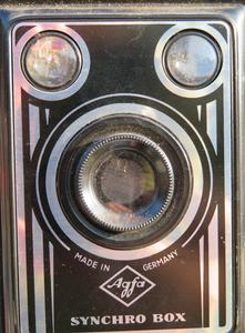 Made in Germany: Agfa-Kamera