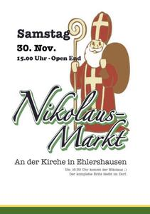 Nikolausmarkt in Ehlershausen 2019