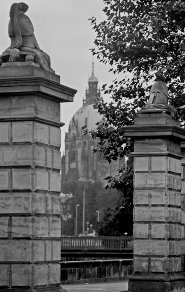 hannover, neues-rathaus, neues-tor