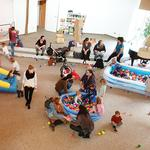 Ferienaktion >Indoor Spielplatz< der Kreuzkirche Springe