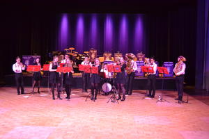 JUGGE-Offbeat beim Herbstball der Gerry Fried Big-Band
