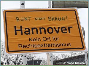 Hannover ist bunt