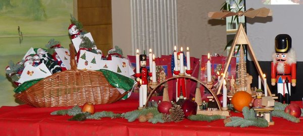 Mein traditioneller Adventsnachmittag