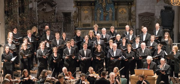 Marburger Bachchor: Gloria in excelsis