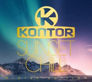 Various Artists 'Kontor sunset chill 2020 – winter edition' 60 Tracks | 4 STUNDEN feinster Deep House & Chill Sound In THE Mix 3 CD & DOWNLOAD: OUT 10.01.2020!