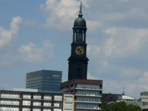 Der Hamburger Michel!