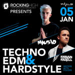 Rocking High presents: Mausio, Mark Dekoda & Fabian Farell