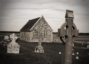 Friedhof in Irland!