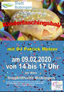 Kinderfaschingsball
