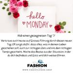 Hab einen gesegneten Tag ツ L'Espoir X Fashion - Christlicher Shop
