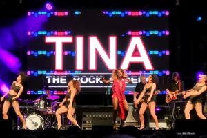 The Ultimate Tribute   TINA – The Rock Legend Break every rule! -Live in Nürtingen