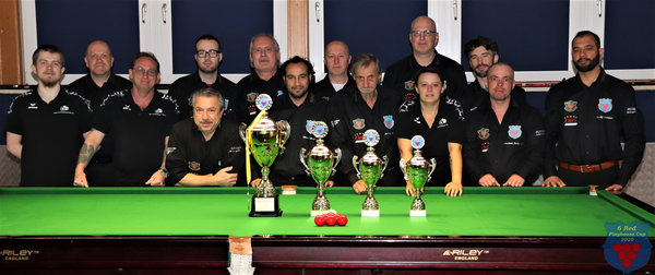 "Snooker in FFB: Start der neuen Turnierserie ""6 Red Playhouse Cup 2020"""