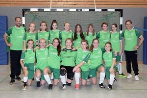 Zehn Teams starten beim AGS Girls Cup