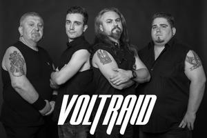 VOLTRAID  Hard Rock aus Ingolstadt