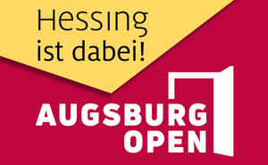 Hessing Maßarbeit meets Augsburg Open