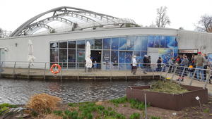 Sea Life in Hannover-Herrenhausen