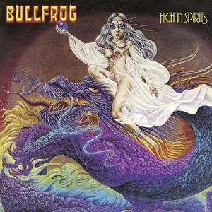 BULLFROG – High in spirits (CD)
