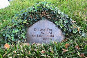 Do wat Du wullst ...
