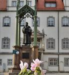 Am Luther - Denkmal !