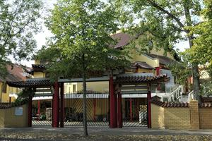 Buddhistische Vien Giac Pagode in Hannover