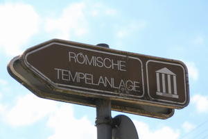 Tempel in Faimingen (Apollo-Grannus)