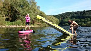 Meister- Kurs Stand- Up- Paddling