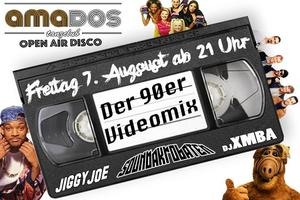 90´er VIDEOMIX – Open Air