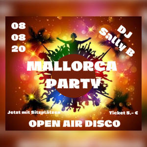Mallorca Party  OPEN AIR
